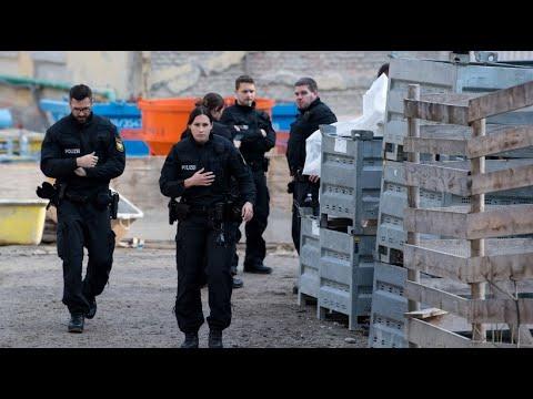München: Zwei Tote bei Schießerei auf einer Baustelle