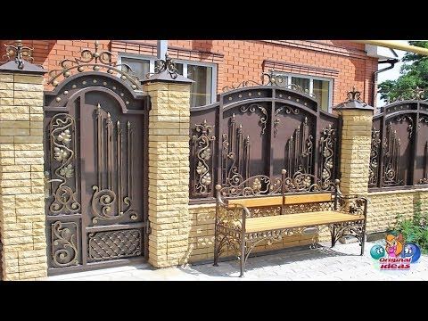 Beautiful Gates and Fences !!!