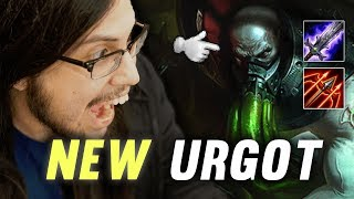 Everyone knows Imaqtpie for his premiere pocket pick, Urgot. So when Riot announced a rework for the GOT who else other than the PIE are you going to go to for the most SINCERE review? Make sure to like and subscribe for more videos!►Come chat with me! - https://discordapp.com/invite/imaqtpieFollow me!►TWITCH - http://www.twitch.tv/imaqtpie►TWITTER - https://www.twitter.com/Imaqtpielol►FACEBOOK - https://www.facebook.com/imaqtpielol►INSTAGRAM - https://www.instagram.com/imaqtpielolEdited By:► TWITTER - https://twitter.com/2ndSequence► CONTACT - 2econdSequence@gmail.comArtwork By:► Twitter - https://twitter.com/lilyloo► CONTACT - brocre8@gmail.comMUSIC:►OUTRO: Trivecta - Break Me (feat. Karra)  http://bit.ly/2saMGuU