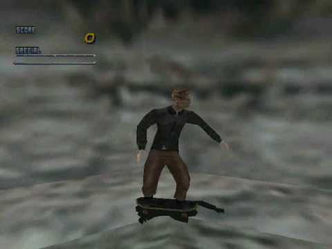 THPS2 Secret area's and Skateparks