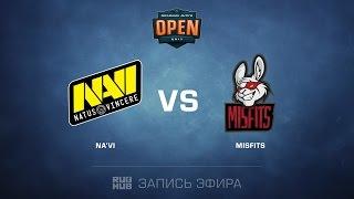 Na'Vi vs Misfits - Dreamhack Tours - map3 - de_mirage [CrystalMay, sleepsomewhile]