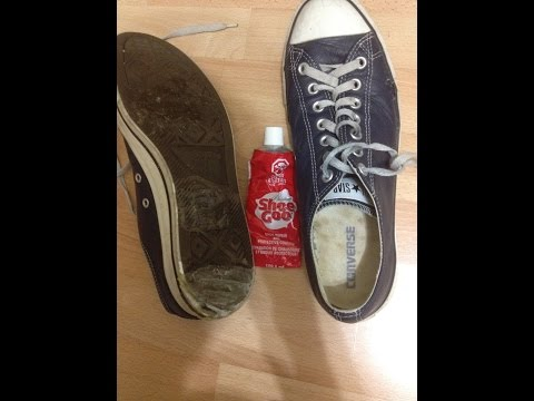 How to Fix Worn Out Soles  (Converse Allstars)