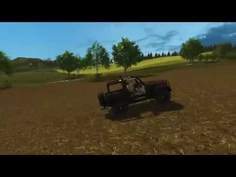 Jeep Wrangler v2.1b ohne manuelle Zundung
