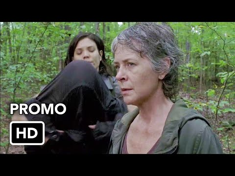 the walking dead 6x13 - the same boat (promo)