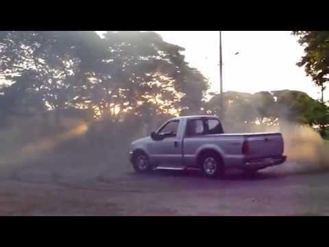 F-250 Rodando com Pressão em Rondon