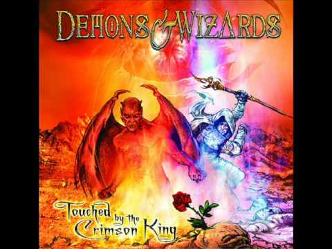 Tekst piosenki Demons & Wizards - Immigrant Song po polsku