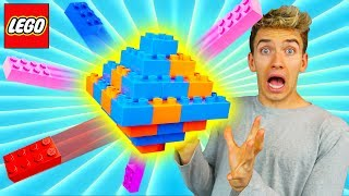 EXPLODING LEGO MOD!!