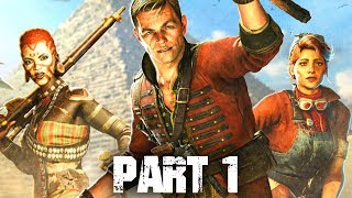 Strange Brigade Gameplay Walkthrough Part 1 - MISSION 1 (Full Game)