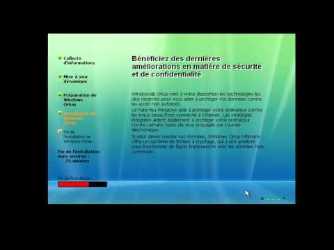 Instalation Windows XP (orkas ultimate v2)