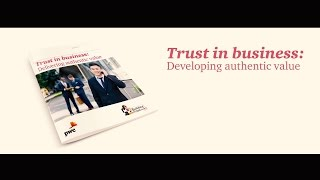Is the CEO the face of trust for a business? Can there be a one-size-fits-all model for building trust?