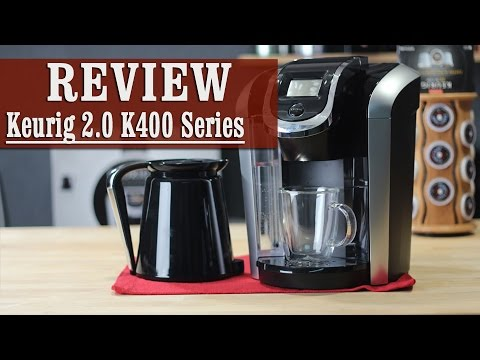 Keurig 2.0 Review – K400 Series Coffee Maker with Carafe