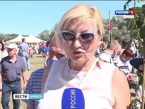 Свенская ярмарка в Брянске 2016г