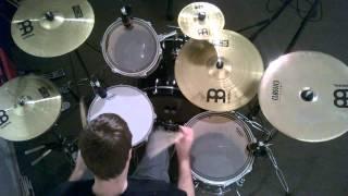 Tankcsapda - Lélekhangokból (Drum Cover)
