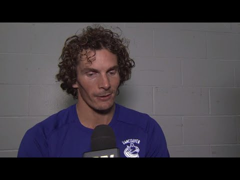 Video: Eriksson says it
