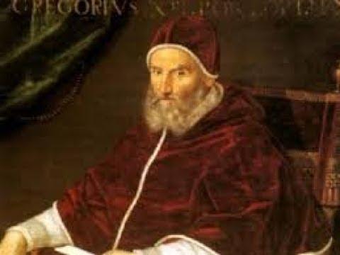Der Gregorianische Kalender / Das historische Stichwort