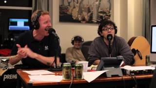 Davey Mac Sports Program TV - Brilliant TV Music Medley!