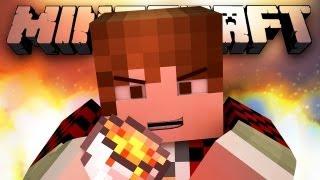 FIGHTING WITH FIRE! (MineCraft Battle-Arena Episode 3: Battle 1 ft. BajanCanadian)