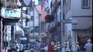 Bad Kissingen Germany  city images : 2nd 11 ACR 1990 Tour of Bad Kissingen