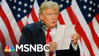 Historian Proposes Twitter Ideas For Donald Trump | Morning Joe | MSNBC