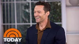 Video Hugh Jackman: It Took Over 7 Years To Get 'The Greatest Showman' Made | TODAY MP3, 3GP, MP4, WEBM, AVI, FLV Januari 2019