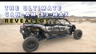 2. The Ultimate Can-Am X3 Max Build Walk-Around and Review