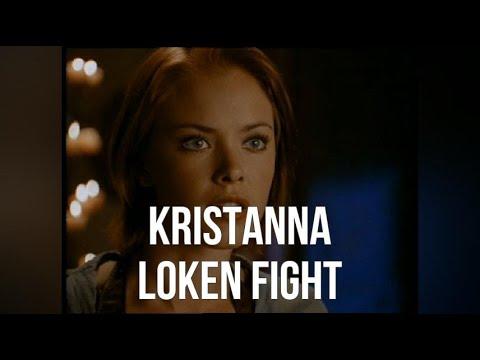 Kristanna Loken Fight