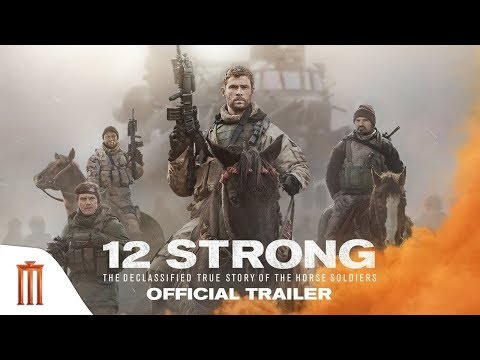 12 Strong - Official Trailer ซับไทย  Major Group