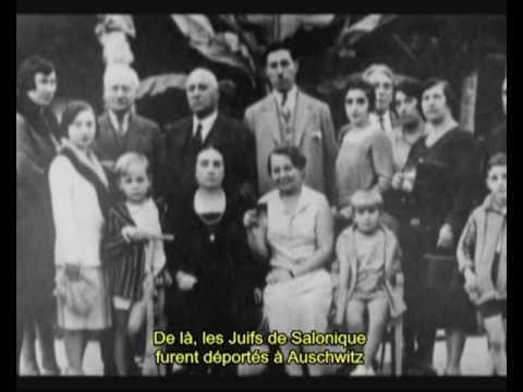 Ovadia Baruch - L'Occupation de Salonique et la déportation vers Auschwitz