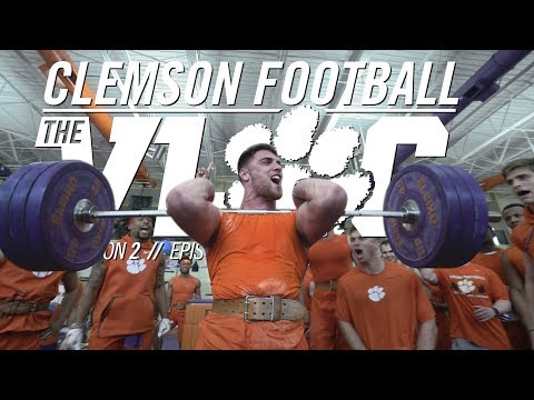 Clemson Football || The Vlog (Season 2, Ep 3) (видео)