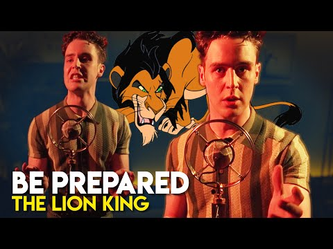 "Jeremy Irons  ""Be Prepared"" Cover by Pixel Playhouse"
