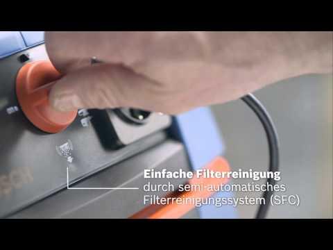 Bosch SFC Sauger GAS 25 L, 1.200 W