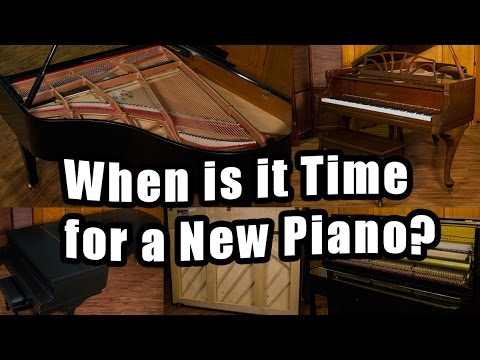 When is it Time for a New Piano?