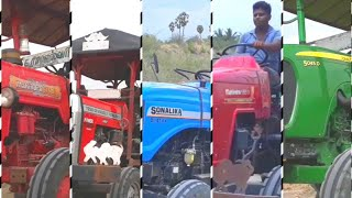 Mahindra 585 vs MF vs M&M 575 vs John deere  vs Sonalika vs standard | which is ur favourite tractor