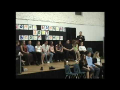 Hypnotist Unleashed Brad Clark Fair Play High School