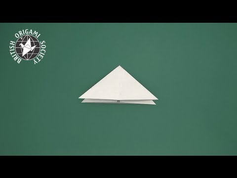 Tip 11-03 - Triangle Base Fold (method #3)