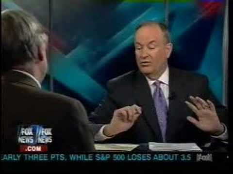 O'Reilly - Our facebook page: http://www.facebook.com/pages/The-Comedy-Jesus-Show/45126712978?ref=ts - Have you ever seen Bill O'Reilly so scared to give an educated gu...