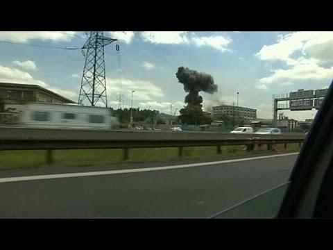 Γαλλία: Ένας νεκρός από πυρκαγιά σε εργοστάσιο στην Λυών