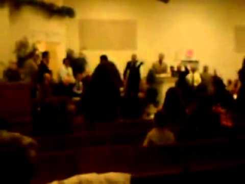 Apostolic Tabernacle -Tag Team Preaching 2008