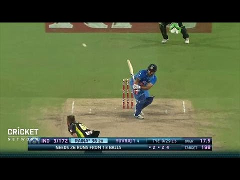 Twenty20 superstars: Suresh Raina