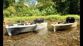 2. 2017 Bass Pro Ascend 10T Sit On Top Fishing Kayak