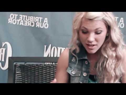 Chelsea Musick Creation East 2013 Interview - NRT Insider