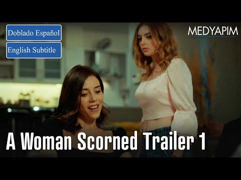 A Woman Scorned Trailer 1 - Doblado Español (Eng Sub.)