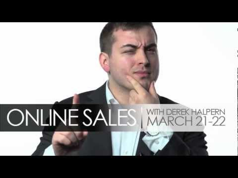 This 2 Day Workshop About Online Sales Is FREE