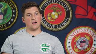Patrick Ryan, Marines