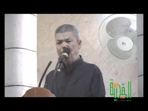 خطبة الجمعة لفضيلة الشيخ عبد الله نمر درويش 28/10/2011