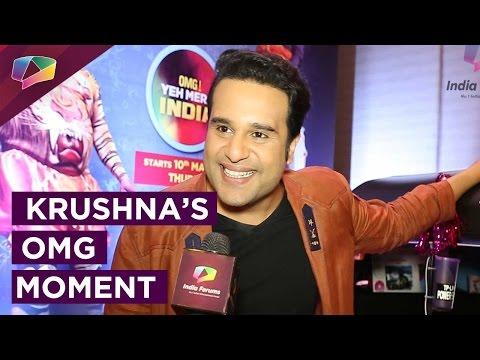 Comedy Superstar Krushna Abhishek talks about his