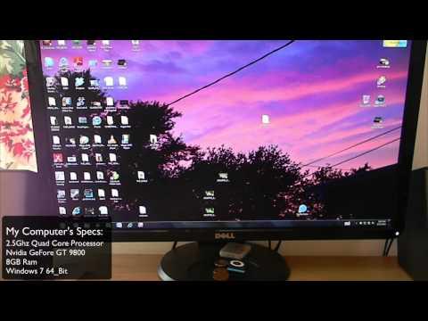 How to Setup an External Blu-Ray Drive to a Windows Computer