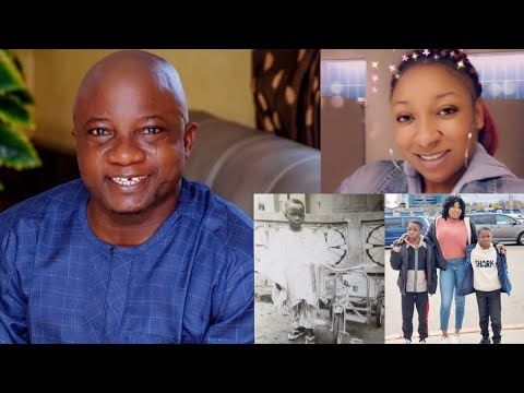 WATCH Yoruba Actor Olaniyi Afonja Wife, Kids And Things You Never Knew