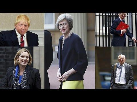 Βρετανία: Οι αμφιλεγόμενες επιλογές της Τερέζα Μέι
