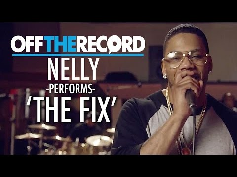 Nelly Performs 'The Fix' - Off the Record